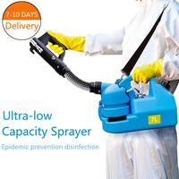 Electric ULV Sprayer Portable Fogger Machine Disinfection Machine for Hospitals Home Ultra Capacity Spray Machine