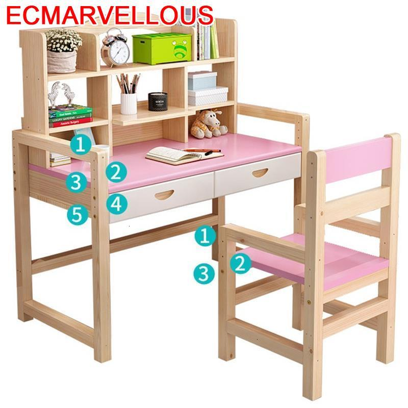 Tavolo Bambini Mesa Y Silla Infantil Toddler Avec Chaise Children And Chair Adjustable For Kinder Bureau Enfant Kids Study Table