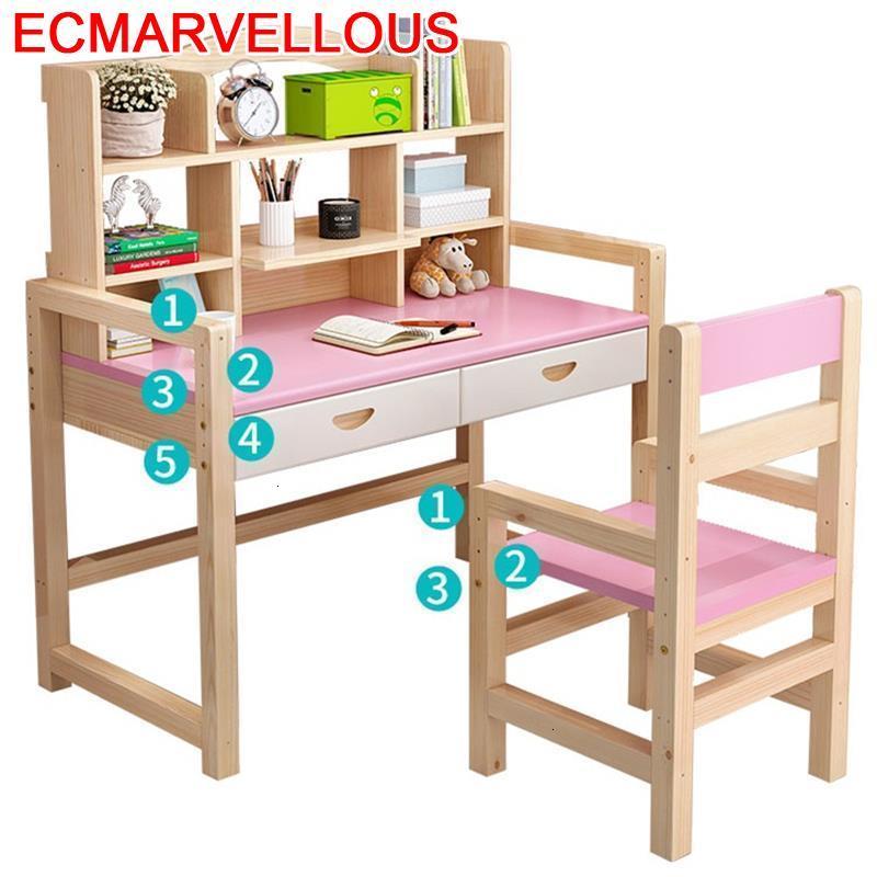 Tavolo Bambini Mesa Y Silla Infantil Toddler Avec Chaise Children And Chair Adjustable For Kinder Bureau Enfant Kids Study Table
