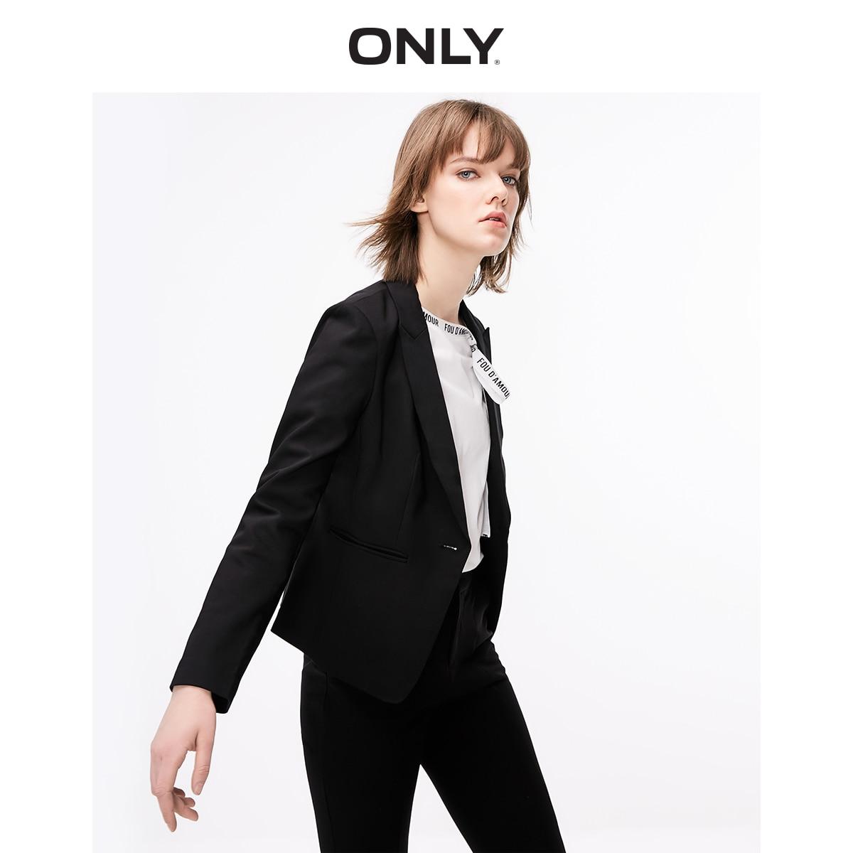 ONLY Women's Short Slim Fit Blazer   119108520