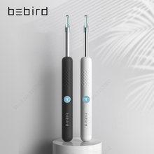 Bebird r1 sem fio inteligente visual vara de orelha 300w alta precisão endoscópio mini câmera otoscope orelha picker ferramenta conjunto