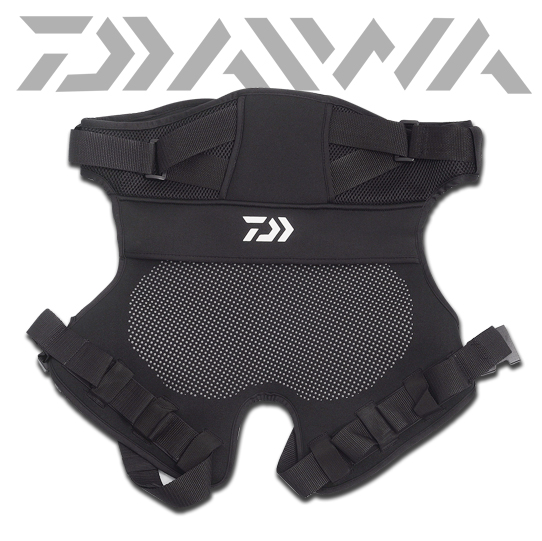NEW DAIWA Fishing Cushion Fishing Seat Adjustable Soft Ultra light Anti slip Hip Pad Sea Breathable