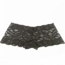 Sexy Lace Seamless Underwear Women Ultra Thin Lady Plus Size Briefs Panties Fashion