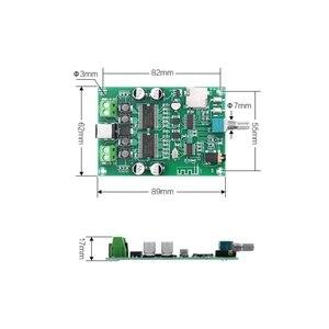 Image 3 - Беспроводная Bluetooth 5,0 аудио стерео цифровая плата усилителя искусственная двухканальная HD 20 Вт + 20 Вт AUX TF карта искусственная карта