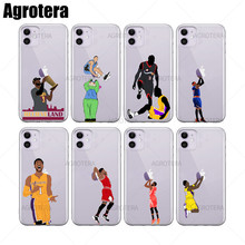 Case-Cover Phone-Cases Rose-James Stephen Curry Derrick 12 Mini Agrotera for 6 6s 7/8-plus/X/..