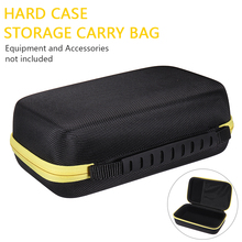 Водонепроницаемый мультиметр Eva чехол жесткий для хранения Shockpoof сумка с сетчатый карман для защиты F117C F17B цифровой мультиметр