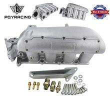 PQY yeni emme manifoldu Mazda 3 için MZR Ford Focus için Duratec 2.0/2.3 motor dökme alüminyum emme manifoldu PQY IM49SL