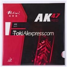 PALIO AK47 RED / BLUE AK-47 / AK 47 Table Tennis Rubber Original PALIO AK47 Ping Pong Sponge