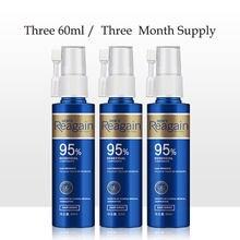 3pcs crescimento do cabelo tratamento de óleo anti queda de cabelo homens barba crescimento de óleo soluções tópicos reparação danos cabelo raízes produtos de cuidados com o cabelo