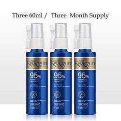 REAGAIN Haar Pflege Verhindern haarausfall Haar Wachstum Spray Behandlung Helfen für Männer Haar Wieder Tonic Wachsen Restaurierung 60 ml