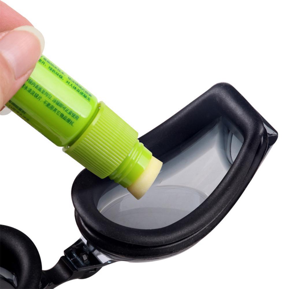 10ml Anti Fog Spray Glass Agent Long Lasting Window Liquid Anti-fog For Windshield Bathroom LCD Mobile Phone Screen Glasses(China)