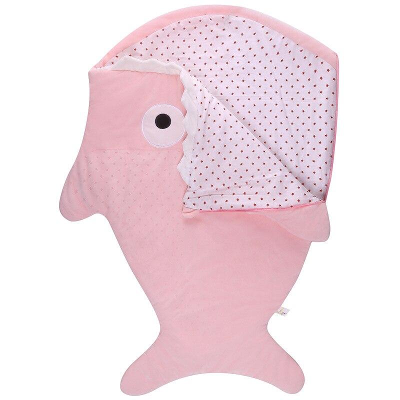 Image 5 - Спальный мешок для новорожденных, противоскользящие мягкие одеяла с рисунком для маленьких детей, банный халат для пеленания девочек и мальчиков 0 16 месяцев-in Одеяла и пеленки from Мать и ребенок on AliExpress