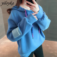 Winter frauen Hoodies & Sweatshirts Volle Hülse Hoodie Harajuku Sweatshirt Kawaii Hoodies Frauen Hoody Weibliche Tops Plus größe(China)