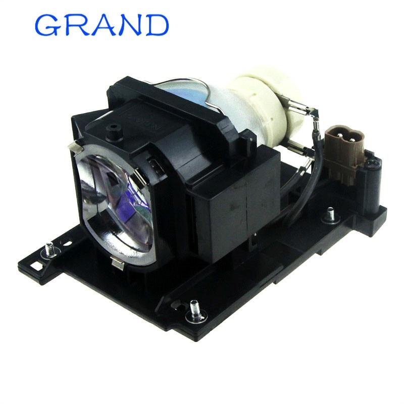 Lampada proiettore compatibile DT01371 con alloggiamento per Hitachi CP-WX2515WN CP-WX3015WN CP-X2015WN CP-X2515WN CP-X3015WN