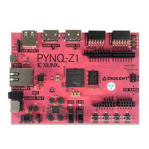 Image 2 - 1 pcs x PYNQ Z1 Python Productivity for Zynq 7000 ARM/FPGA SoC Development Board with XC7Z020 1CLG400C