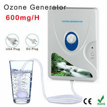 Ozone Generator Air Ozonator Water ionizer O3 Timer Air Purifiers
