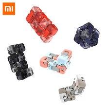 Xiaomi – Cube Mitu Original coloré pour enfants, briques de doigt portables, blocs de doigt intelligents, jouets d'intelligence, dézip