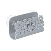 Holder Rack Scrubbers Dish-Cloths Soap-Storage Suction-Sponges-Holder Toilet-Sink Kitchen Bathroom