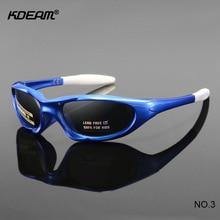 EP Material Chilren Sunglasses 3-6 years old KDEAM Anti-slip Polarized Child Boys Kids Eyewear None Lead