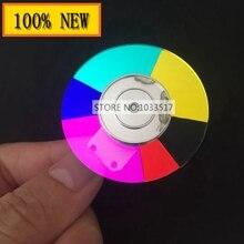 Roue de couleurs pour projecteur DLP, pour Acer H5360 P7305w X1261 H5360BD P1273 P5270 H5380BD S1283HNE P1283, 6 couleurs