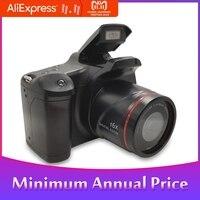 BEESCLOVER 1080P видеокамера Портативная цифровая камера 16X цифровой зум de видеокамеры профессиональные