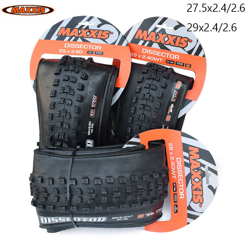 29 KENDA 27.5 2.4 MTB Tyre ultralight Folding Downhill Tires 120 TPI 2.2