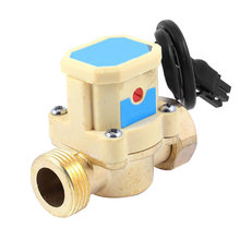 1/2 Rustproof Connect Protect Heaters Durable Automatic Flow Sensor Switch Low Pressure Stainless Steel Pipeline Pump Water(China)