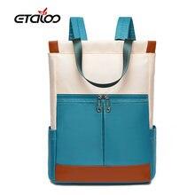2020 женский рюкзак в стиле ретро школьная сумка преппи для
