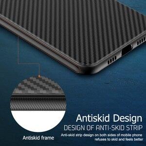 Чехол из углеродного волокна для huawei P20 P30 Lite Pro mate 20 30 Lite Honor Play Y9 2018 мягкий силиконовый ультра тонкий черный чехол для телефона