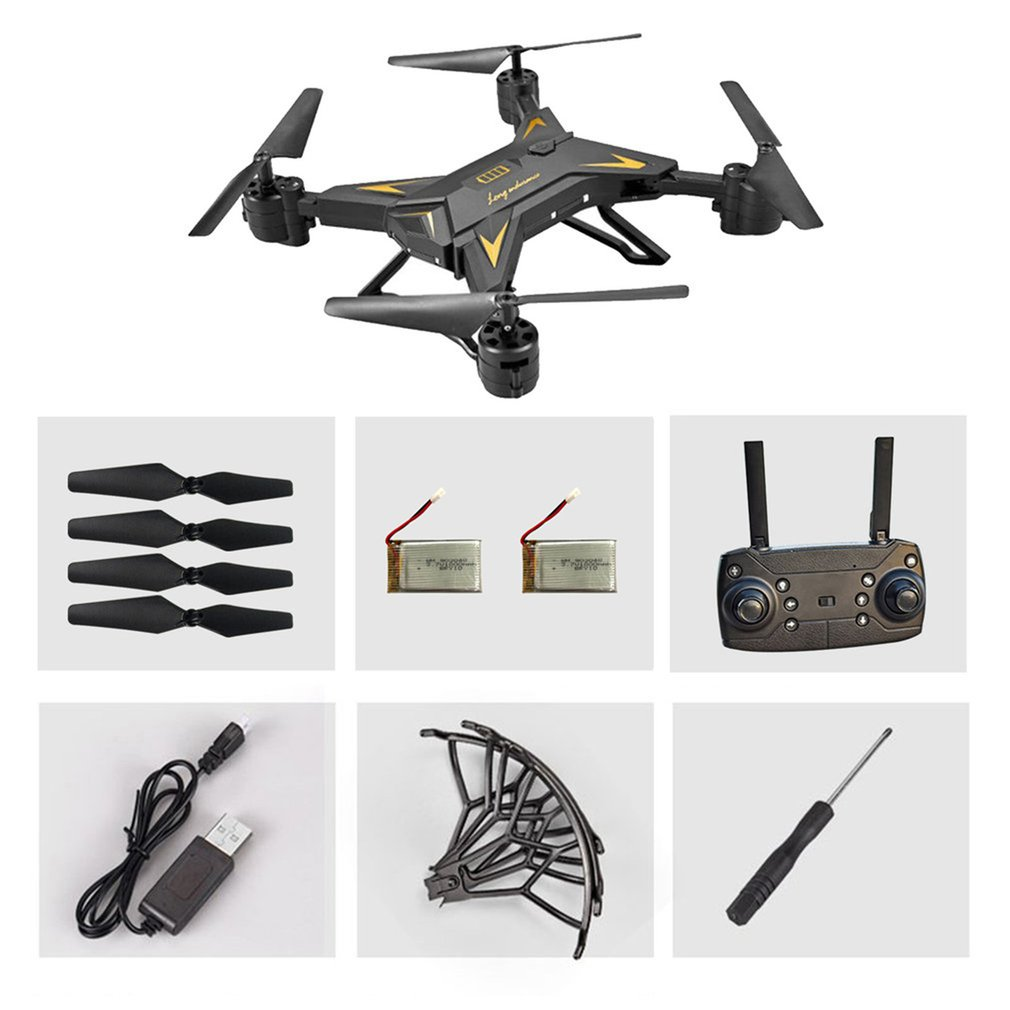KY601S RC Professional Drone With Gravity Sense FPV Quadcopter 20 Minutes Play Time Dual Battery Version Drone Toys
