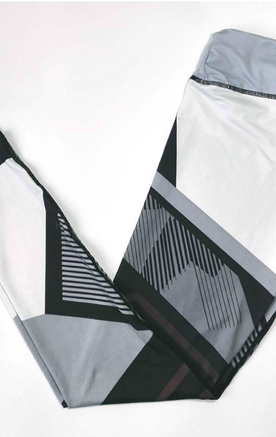 BEFORW 2020 Fashion Polyester Digital Printing Leggings Plus Size Women Sexy Workout Black Leggings Camouflage Camo Pants
