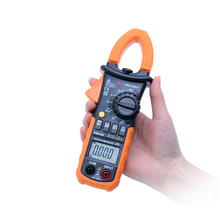 Multifunction True RMS Auto Range 6600 Counts Digital Multimeter with AC/DC Clamp Meter yh335 6000 counts auto range ac clamp meter