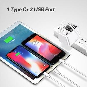 Image 5 - 30/40 Вт Быстрая зарядка QC3.0 USB зарядное устройство настенный дорожный мобильный телефон адаптер быстрое зарядное устройство USB зарядное устройство для iPhone Xiaomi Huawei Samsung