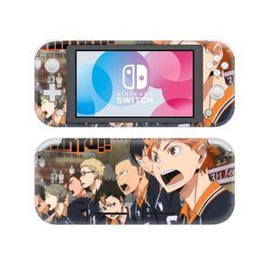 Image 3 - Anime haikyuu nintendoswitch pele adesivo decalque capa para nintendo switch lite protetor nintend interruptor lite pele adesivo