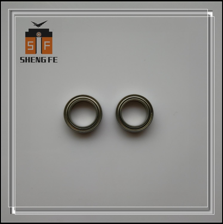 Fishing Reel Bearing SMR6701C-ZZ 12x18x4 ABEC-7|Ball Bearing 1812ZZ|[Dry Lube] Stainless Steel Hybrid Ceramic Bearing MR6701 ZZ