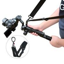 Smycz Hang sprzączka na sznurku dla DJI Ronin SC pasek na ramię pas Sling zapięcie ręczny stabilizator gimbal akcesoria