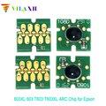 Vilaxh T502XL Circuito Integrato ARC per Epson Expression XP-5100 XP-5105 WF-2865 WF-2860 Stampante