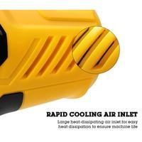 Pulverizador profissional quente 400 w 110 v/220 v de alta potência casa pintura elétrica pulverizador nds66 Acessórios para ferramenta elétrica     -