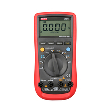 UNI-T UT61A DMM Digital Multimeter Auto Range Data Hold AC DC Voltage Current Ammeter NCV Tester with LCD Backlight