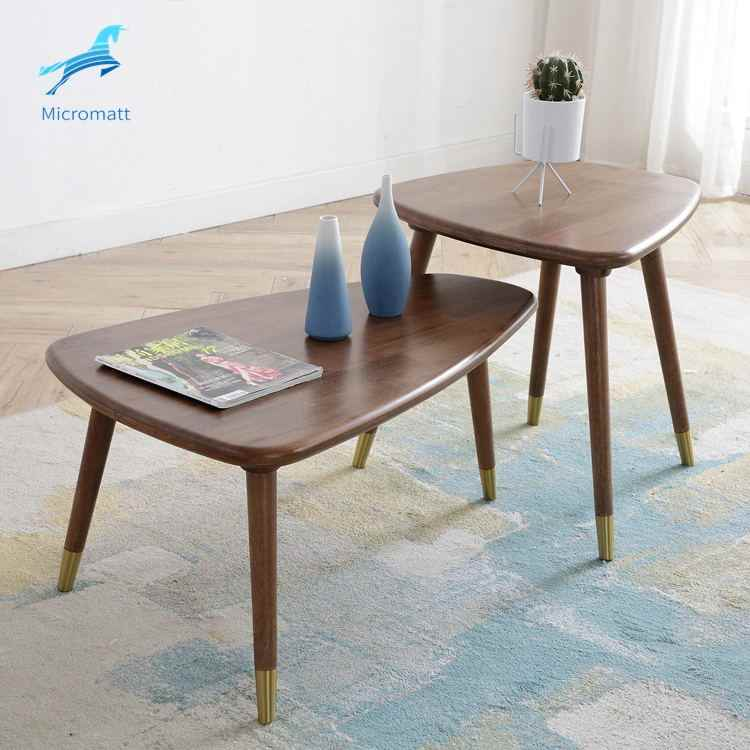 modern home center coffee table solid