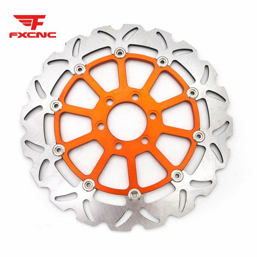 300mm 320mm Float Floating Motorcycle Front Brake Disc Disks Rotor For KTM 125 200 390 DUKE 390 2013 2014 2015 2016