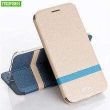 MOFi dla Xiaomi Mi Max 2 skrzynki pokrywa Xiaomi Mi Max 3 odwróć PU skóra silikonowa ochronna luksusowa pokrywa Xiomi Mi Max etui na telefony