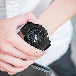 Image 5 - Casio watch g shock watch men top brand luxury set military digital sport Waterproof watch quartz relogio masculino часы