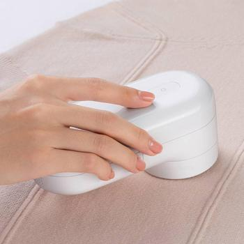 XIAOMI MIJIA Lint Remover Clothes fuzz pellet trimmer machine  portable Charge Fabric Shaver Removes for clothes Spools removal 2