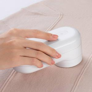 Image 2 - XIAOMI MIJIA Lint Remover Clothes fuzz pellet trimmer machine  portable Charge Fabric Shaver Removes for clothes Spools removal