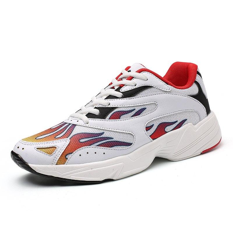 Sports Men Shoes Light High Quatily Outdoor Trend Non-slip Running Flats