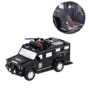 Car Piggy Bank Moneybox Kids Big Safe Saving Coin Box Music Fingerprint Password Cash Truck Money Box Saving Deposit Boxes