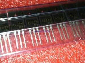 Image 1 - 100 sztuk/partia 2SA2222 2SC6144 TO 220F 50 par A2222 + C6144 TO 220 w magazynie