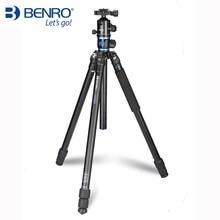 ขายส่ง DHL ขาตั้งกล้อง Benro SystemGo GA257T Professional SLR การถ่ายภาพดิจิตอลอลูมิเนียมขาตั้งกล้องตามขวาง