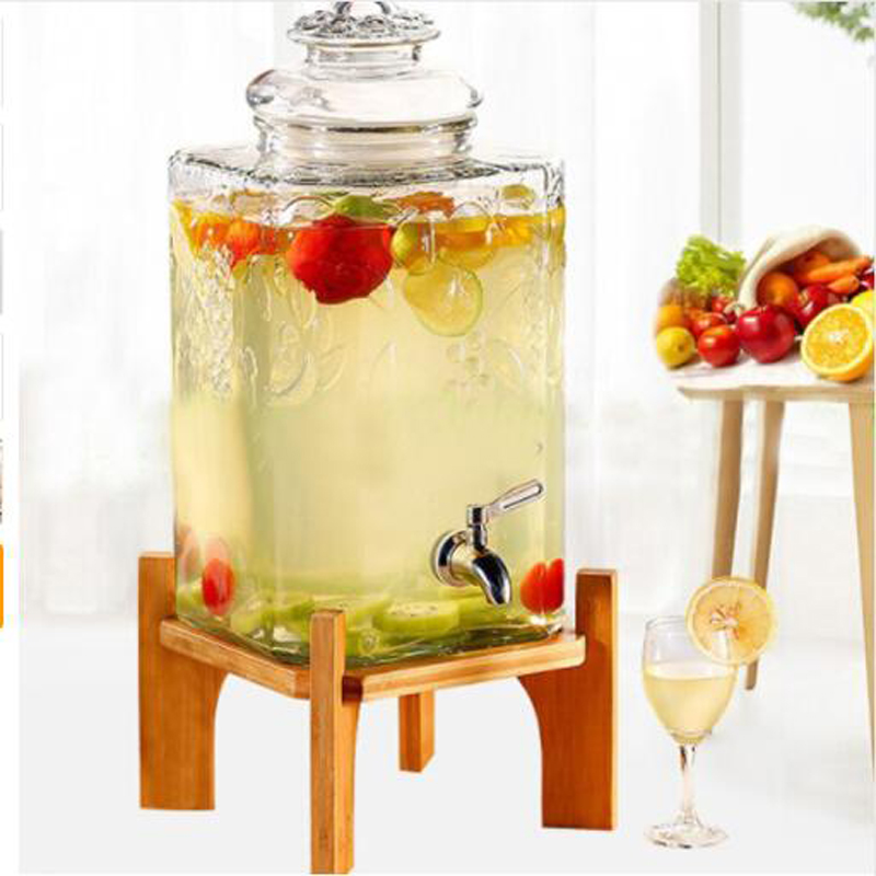 Drink Dispenser Tap Beverage Wine Barrel Faucet Spigot Water Stainless Steel Coffee Juice Taps High Quality Durable Faucet